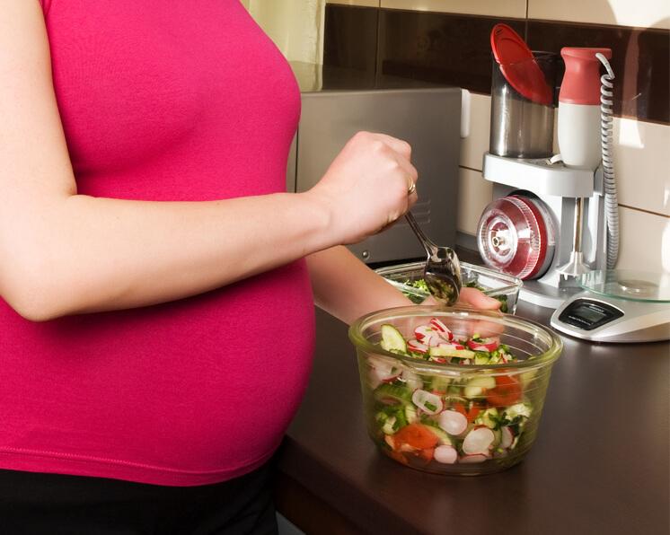 Alimentos Recomendados Durante El Embarazo