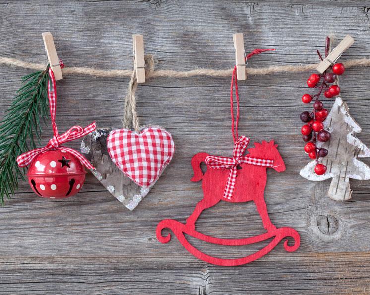 Ideas para decorar en navidad for Accesorios para decorar en navidad