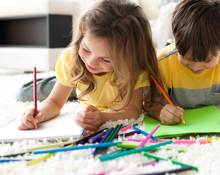 crecimiento y desarrollo del niño entre los 6 y los 8 años
