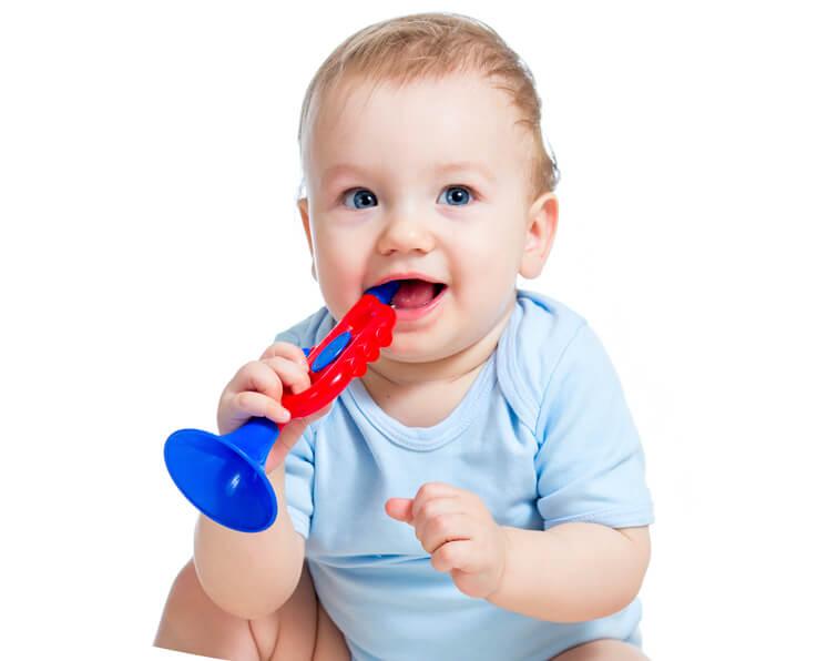 Jugar con el beb - Tos bebe 6 meses ...